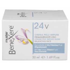 CREMA PENTRU TEN IMPUR, GRAS, ACNEIC | Benexere | Be Belle Cosmetics
