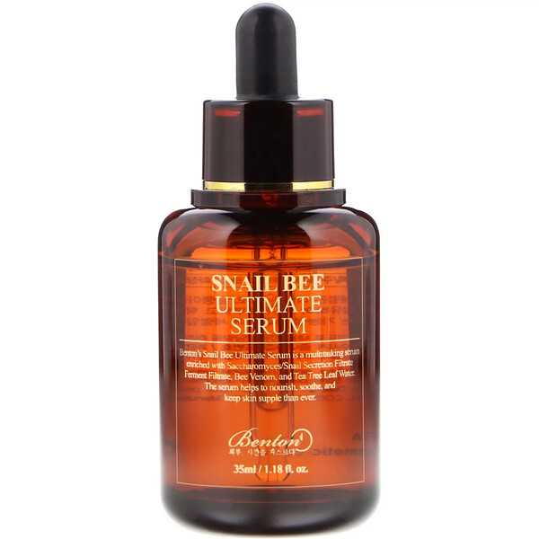 Snail Bee Ultimate Serum | Benton