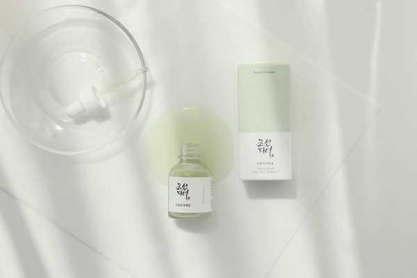 Serum pentru calmare cu ceai verde si pantenol – Beauty of Joseon