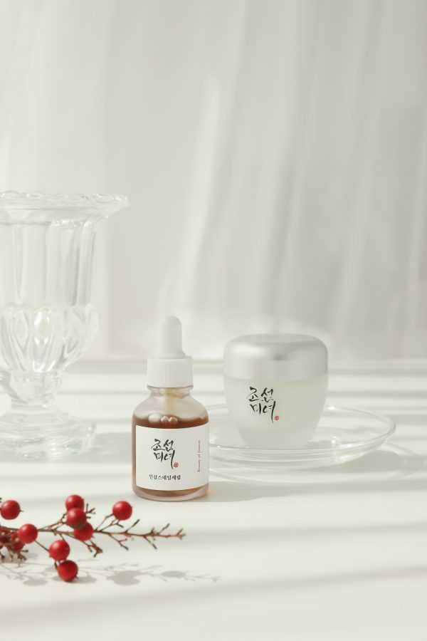 Serum pentru regenerare cu ginseng si extract de melc | Beauty of Joseon