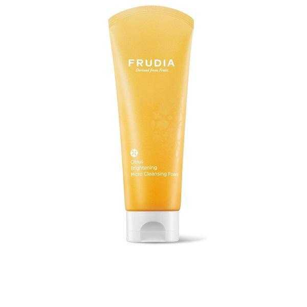 Spuma de curatare fata cu extract de citrice, Brightening Micro Cleansing Foam   Frudia