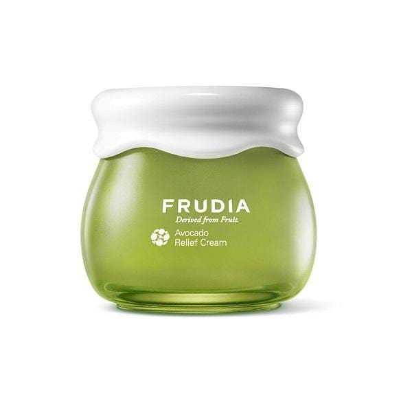 Crema de fata pentru piele sensibila cu extract de avocado, Avocado Relief Cream   Frudia