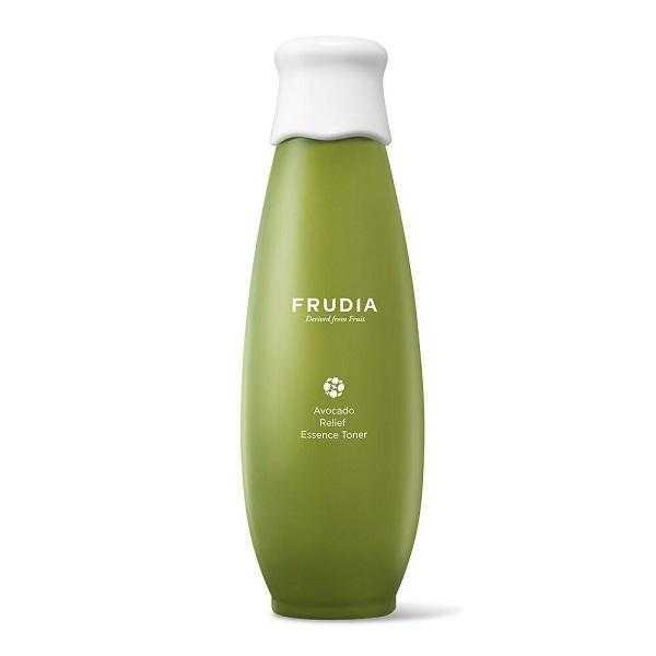Lotiune tonica pentru piele sensibila cu extract de avocado, Avocado Relief Essence Toner   Frudia