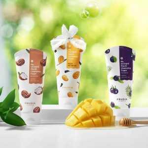 Spuma de curatare fata cu extract de fructul pasiunii, My Orchard Passion Fruit Low Ph Cleansing Foam Low Ph | Frudia