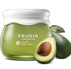 Crema de fata pentru piele sensibila cu extract de avocado, Avocado Relief Cream | Frudia