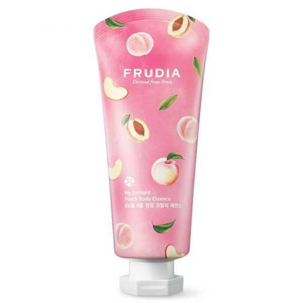 Esenta de corp cu extract de piersici, My Orchard Peach Body Essence, 200ml   Frudia